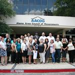 Group Photo of Network Providers at Annual Meeting on July 12, 2011